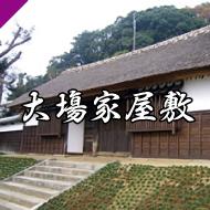 大場家屋敷(県)